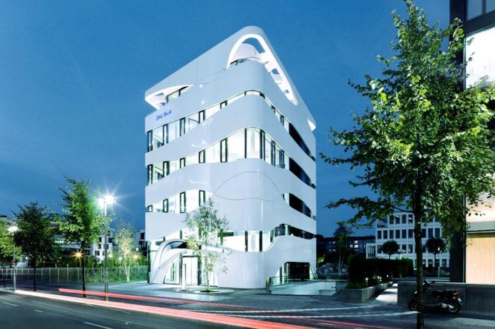 Moderne architektur realit t und trends - Moderne architektur in deutschland ...